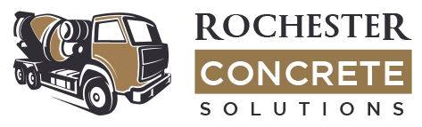 Rochester Concrete Logo